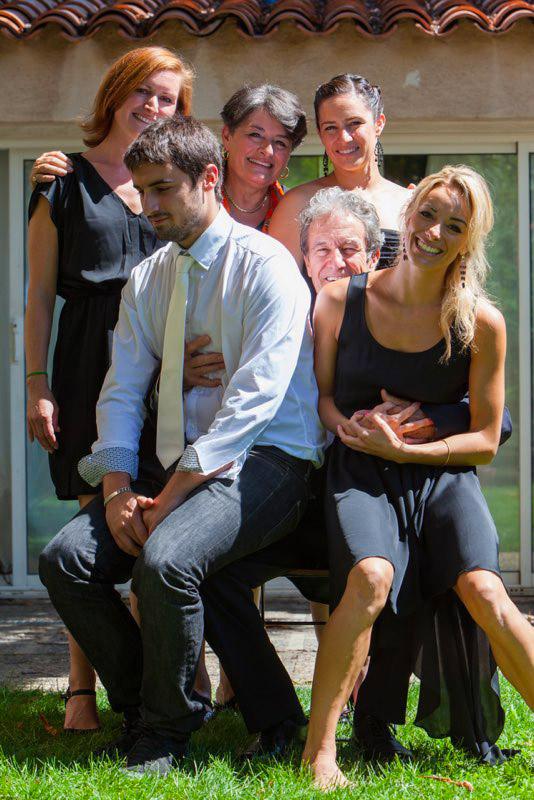 Bastide de la Traverse Aix - Famille 2014